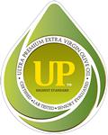 A proud provider of Ultra Premium certified olive oil.